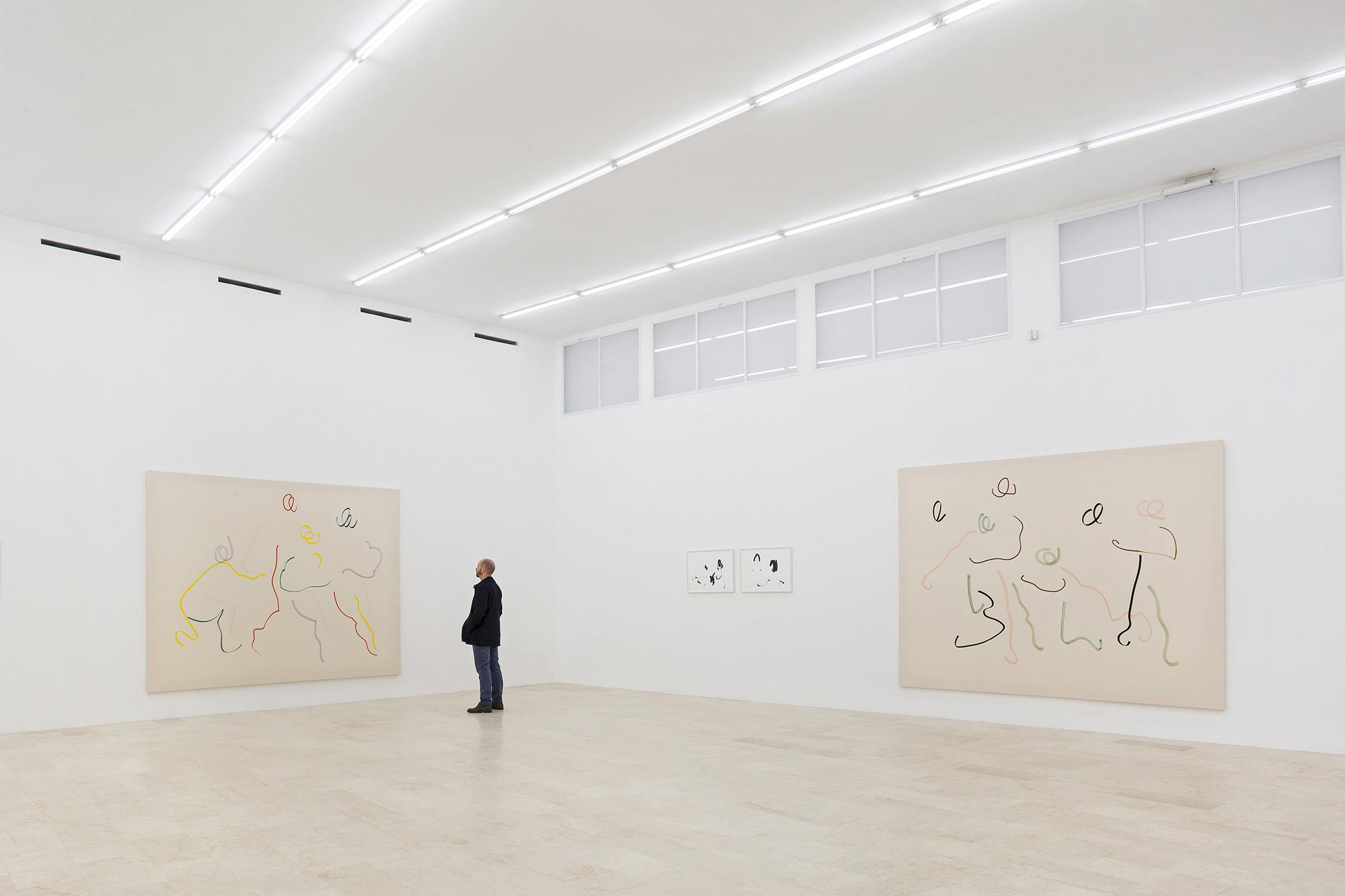 Riccardo baruzzi artista e opere alla galleria p420 p420 for Mostre pittura 2017